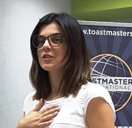 Valeria botnari Vice presedint PR