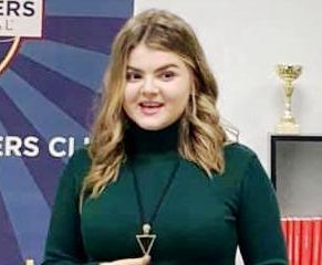 Mihaela Racoviță Secretar